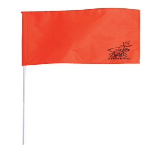 "Watersports Flag, 30"" Orange 30 Inches"