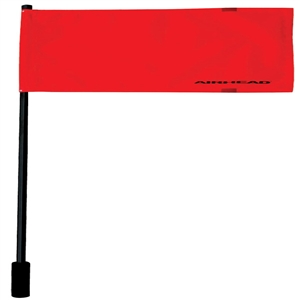"Watersports Flag, 48"" deluxe Orange 48 inches"