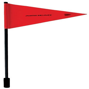 "Water Ski Flag, NJ Only, 48"" deluxe Orange 48 Inches"