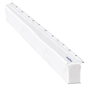 "HULL HUGR Marina Bumper - 60"" White 60 Inches"