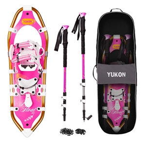 Yukon Pro FLOAT Women's Snowshoe KIT, 825