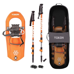 YUKON PENGUIN Youth Molded Snowshoe KIT