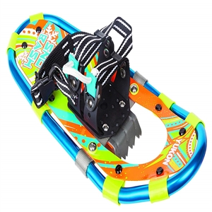 YUKON SNO-BASH Youth Aluminum Snowshoe