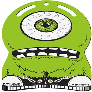 AIRHEAD MONSTA Foam Carpet Sled - Green