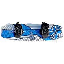 Xtreme Water Sports Wakeboard with Camo Adult Bindings