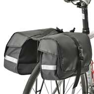 Minoura Bike Bicycle RC-1000 One Day Pannier Bag and Slim Bicycle Rack Combo