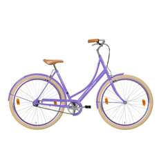Hollandia Royal Dutch M&M Large/XL (56 cm) Purple 700C City Bicycle