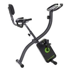 Tunturi B25 Cardio Fit Series X-Bike Exercise Bike With Backrest
