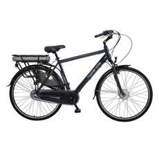 Hollandia Evado Nexus 3.19 Men's 700C Charcoal Electric Bicycle