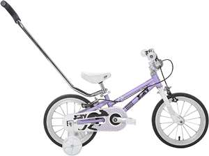 Joey 2.5 Ergonomic Kids Bicycle, For Boys or Girls, Age 2-5, Height 33-41 inches, in Lavender
