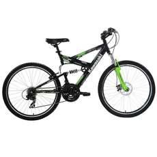 Kawasaki DX 26 Full Suspension Bicycle Bicycle