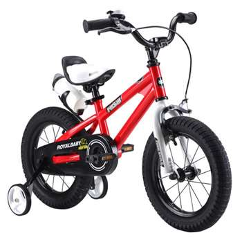 RoyalBaby Freestyle Red 16 inch Kid's Bicycle