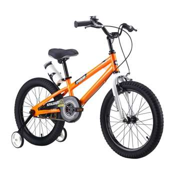RoyalBaby Freestyle Orange 18 inch Kid's Bicycle