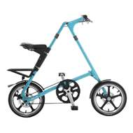 STRiDA LT Turquoise Folding Bicycle