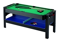 Billiards Table, Table Tennis Table