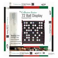 Proactive Golf 72 Ball Rosewood Display