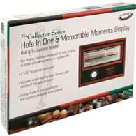 Proactive Golf Memorable Moments Ball & Scorecard Display 4x12