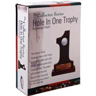 Proactive GolfHole In One Trophy Rosewood