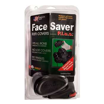 Proactive GolfFace Saver Plus 2-SW Black, R.H. (10pc)
