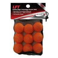 Proactive GolfLFT Practice Balls 18 Count in Mesh Bag