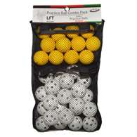 Proactive GolfPractice Ball Combo Pk in Mesh Bag - 36 pc