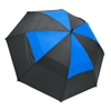 Proactive GolfWind Cheater Umbrella Black/Blue