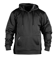 Rawlings Men's Performance Fleece Hoodie (Black)