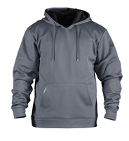 Rawlings Men's Performance Fleece Hoodie (Grey)