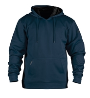 Rawlings Men's Performance Fleece Hoodie (Navy)