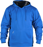 Rawlings Men's Performance Fleece Hoodie (Royal Blue)