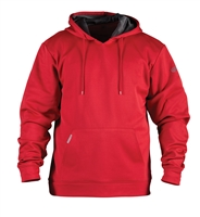 Rawlings Men's Performance Fleece Hoodie (Scarlet)