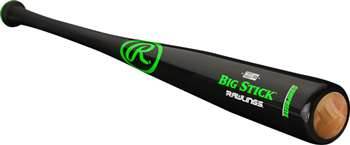 Rawlings Big Stick Series Wood Composite Baseball Bat