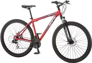 "Mongoose Impasse HD 29"" Wheel Mountain Bicycle, 18"" Frame Size"