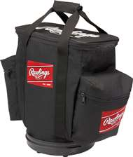 Rawlings Baseball Bag Black