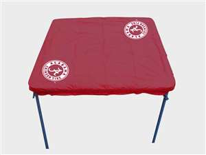 University of Alabama Crimson Tide Card Table Cover