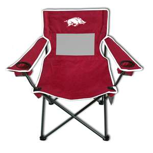 University of Arkansas Razorbacks Monster Mesh Chair - Tailgate Camping