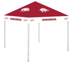 University of Arkansas Razorbacks 9X9 Canopy Tent Shelter