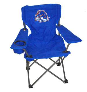 Boise State Junior Chair  Folding Tailgate Camp Chair