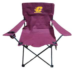 Central Michigan University Adult Chair -Tailgate Camping