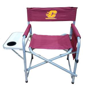 Central Michigan University Directors Chair - Tailgate Camping