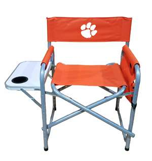Clemson University Tigers Directors Chair - Tailgate Camping