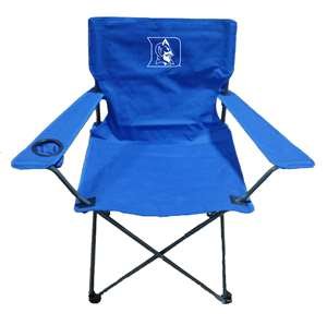 Duke Univeristy Blue Devils Adult Chair -Tailgate Camping