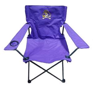 East Carolina University Pirates Adult Chair -Tailgate Camping