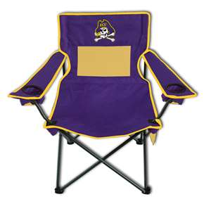 East Carolina University Pirates Monster Mesh Chair - Tailgate Camping
