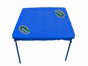 University of Florida Gators Card Table Cover