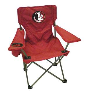 Florida State Junior Chair  Folding Tailgate Camp Chair