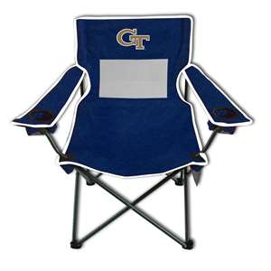 Georgia Tech Yellow Jackets Monster Mesh Chair - Tailgate Camping