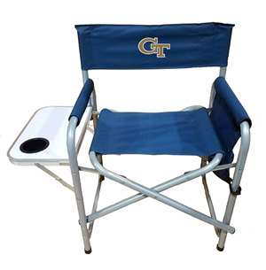 Georgia Tech Yellow Jackets Directors Chair - Tailgate Camping