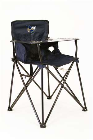 Georgia Tech Yellow Jackets High Chair - Tailgate Camping