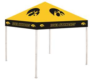University of Iowa Hawkeyes 9X9 Canopy Tent Shelter